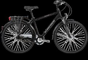 Bicicletas Modelos 2013 Kross Trans Sander Código modelo: Trans Sander M Black Silver Matt