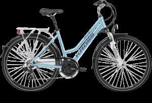 Bicicletas Modelos 2013 Kross Trans Siberian ECO Código modelo: Trans Siberian Eco D Blue
