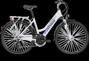Bicicletas Modelos 2013 Kross Trans Siberian ECO Código modelo: Trans Siberian Eco D White Shine
