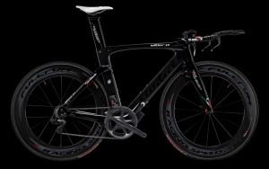 Bicicletas Modelos 2013 Wilier TWINBLADE Código modelo: Twinblade Black