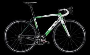 Bicicletas Modelos 2013 Wilier Cento1SR Código modelo: Verde