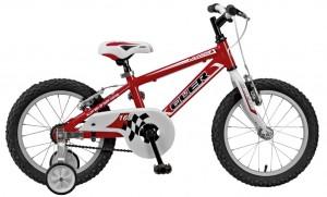 Bicicletas Modelos 2013 QÜER 16″ Código modelo: Q00 160