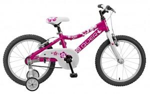 Bicicletas Modelos 2013 QÜER 16″ Código modelo: Q00 160 1