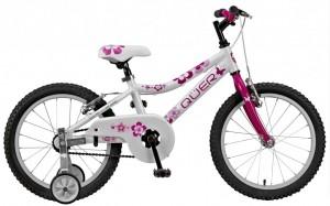 Bicicletas Modelos 2013 QÜER 18″ Código modelo: Q00 180 1