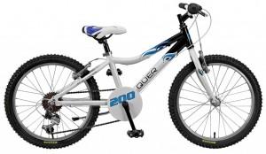 Bicicletas Modelos 2013 QÜER 20″ Código modelo: Q00 212
