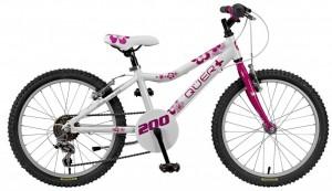 Bicicletas Modelos 2013 QÜER 20″ Código modelo: Q00 212 1