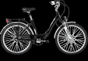 Bicicletas Modelos 2013 Kross Libero Código modelo: Tempo Libero Black Silver Shine