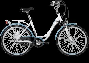 Bicicletas Modelos 2013 Kross Libero Código modelo: Tempo Libero White Blue Shine