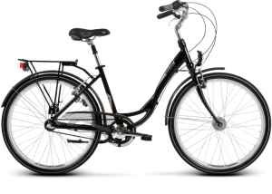 Bicicletas Modelos 2013 Kross Presto Eco Código modelo: Tempo Presto Eco Black Brown Shine