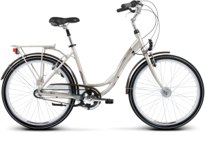 Bicicletas Modelos 2013 Kross Presto Eco Código modelo: Tempo Presto Eco Platinum Brown Shine