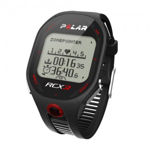 Accesorios GPS Pulsómetros y CuentaKm Polar RCX3 Foto 1