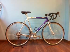 Bicicleta Carretera Segunda Mano 200€ Foto 1