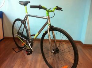 Bicicleta Fixie Mongoose Maurice Foto 2