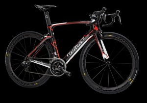 Bicicletas Modelos 2014 Wilier Carretera CENTO1AIR Código modelo: Cento1air Red Fluo Lato
