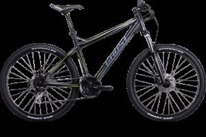 Bicicletas Modelos 2014 Ghost MTB Rígidas SE 26´´ SE 1300 Código modelo: Mg 7753 Se 1300 Black Grey Green Custom
