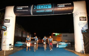 Crónica de la POWERADE ION4 Madrid-Lisboa Foto 1