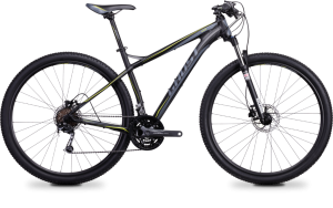 Bicicletas Modelos 2014 Ghost MTB Rígidas SE 29´´ SE 2920 Código modelo: Mg 7735 Se 2920 Black Grey Green Custom