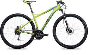 Bicicletas Modelos 2014 Ghost MTB Rígidas SE 29´´ SE 2920 Código modelo: Mg 7745 Se 2920 Green Black Blue 01