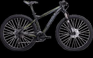 Bicicletas Modelos 2014 Ghost MTB Rígidas SE 29´´ SE 2950 Código modelo: Mg 7755 Se 2950 Black Grey Green 01