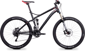 Bicicletas Modelos 2014 Ghost MTB Dobles ASX 27.5´´ ASX 5500 Código modelo: Mg 7916 Asx 5500 Grey Black Red Custom