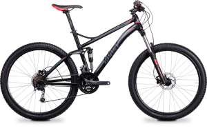 Bicicletas Modelos 2014 Ghost MTB Dobles ASX 27.5´´ ASX 4900 Código modelo: Mg 8042 Asx 4900 Black Red Red