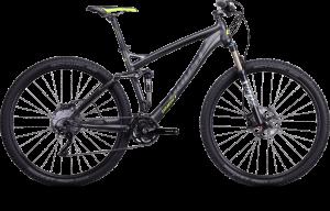 Bicicletas Modelos 2014 Ghost MTB Dobles AMR 29´´ AMR 2975 Código modelo: Mg 7845 Amr 2975 Grey Black Green
