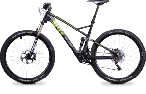 Bicicletas Modelos 2014 Ghost MTB Dobles AMR RIOT AMR Riot Lector 7 Código modelo: Mg 7894 Amr Riot Lector 7 Black Green Left Custom