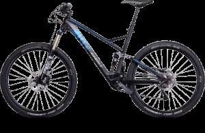 Bicicletas Modelos 2014 Ghost MTB Dobles AMR RIOT AMR Riot Lector 5 Código modelo: Mg 7895 Amr Riot Lector 5 Black Blue Left2 Custom