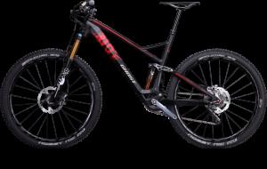 Bicicletas Modelos 2014 Ghost MTB Dobles AMR RIOT AMR Riot Lector 9 Código modelo: Mg 7943 Amr Riot Lector 9 Black Red Left Custom