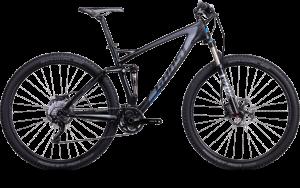 Bicicletas Modelos 2014 Ghost MTB Dobles AMR 29´´ AMR Lector 2977 Código modelo: Mg 8037 Amr Lector 2977 Black Grey Blue Custom