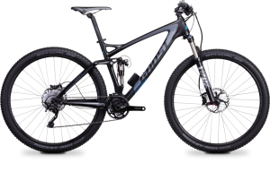 Bicicletas Modelos 2014 Ghost MTB Dobles AMR 29´´ AMR Lector 2978 E:I Código modelo: Mg 8039 Amr Lector 2978 E I Black Grey Blue