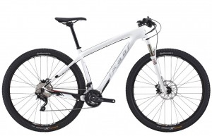 Bicicletas Modelos 2014 Felt MTB NINE NINE 3 Código modelo: Nine 3 White V1 7 19 2013