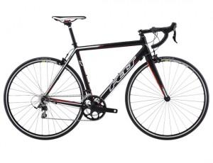 Bicicletas Modelos 2014 Felt Carretera SERIE F F 75 Código modelo: F75 Black V2 6 19 13 2