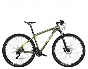 Bicicletas Modelos 2015 Wilier Montaña 101XN Código modelo: 101xn Grey Yellow Bgwhite