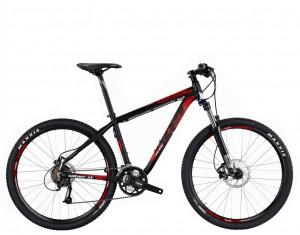 Bicicletas Modelos 2015 Wilier Montaña 409XB Código modelo: 409xb Black Red Bgwhite