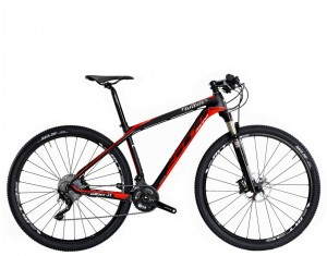 Bicicletas Modelos 2015 Wilier Montaña 401XN Código modelo: 501xn Black Red Fluo Matt Bgwhite