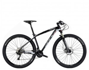Bicicletas Modelos 2015 Wilier Montaña 501XN Código modelo: 501xn Black White Matt Bgwhite
