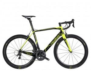 Bicicletas Modelos 2015 Wilier Carretera CENTO1 SR Código modelo: Cento1sr Yellow Fluo Bgwhite