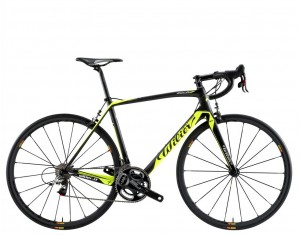 Bicicletas Modelos 2015 Wilier Carretera ZERO 7 Código modelo: Zero7 Black Yellow Fluo Matt Glossy Bgwhite