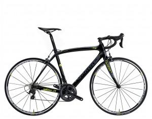 Bicicletas Modelos 2015 Wilier Carretera ZERO 9 Código modelo: Zero9 Black Yellow Glossy Bgwhite