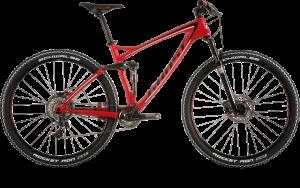 Bicicletas Modelos 2015 Ghost MTB Dobles AMR AMR 10 LC Código modelo: Amr 10 Lc Red Black White Sv Mg 0003