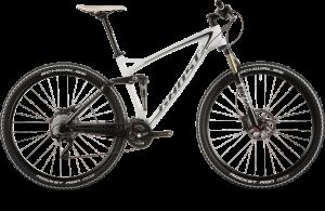 Bicicletas Modelos 2015 Ghost MTB Dobles AMR AMR 7 LC Código modelo: Amr 7 Lc White Black Grey Sv Mg 9494