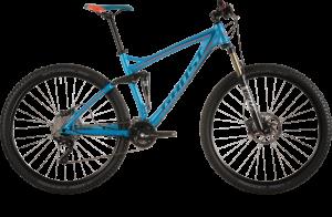 Bicicletas Modelos 2015 Ghost MTB Dobles AMR LT AMR LT 3 Código modelo: Amr Lt 3 Cyan Darkblue Red Sv Mg 9398
