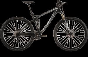 Bicicletas Modelos 2015 Ghost MTB Dobles AMR LT AMR LT 6 LC Código modelo: Amr Lt 6 Lc Black White Grey Sv Mg 9703