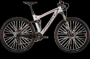 Bicicletas Modelos 2015 Ghost MTB Dobles AMR LT AMR LT 7 Código modelo: Amr Lt 7 White Black Red Sv Mg 9682