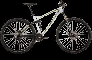 Bicicletas Modelos 2015 Ghost MTB Dobles AMR LT AMR LT 8 LC Código modelo: Amr Lt 8 Lc Black White Limegreen Sv Mg 9692