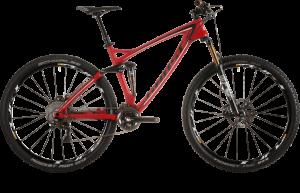 Bicicletas Modelos 2015 Ghost MTB Dobles AMR LT AMR LT 9 LC Código modelo: Amr Lt 9 Lc Red Black White Sv Mg 0307