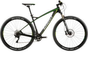 Bicicletas Modelos 2015 Ghost MTB Rígidas HTX 29´´ HTX 5 LC Código modelo: Htx 5 Lc Black Green White Sv Mg 9176