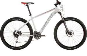 Bicicletas Modelos 2015 Ghost MTB Rígidas Kato 27.5´´ Kato 4 Código modelo: Kato 4 White Black Red Sv Mg 9722