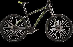Bicicletas Modelos 2015 Ghost MTB Rígidas Kato 27.5´´ Kato 5 Código modelo: Kato 5 Black Limegreen Grey Sv Mg 9944